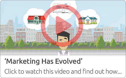 Click to watch this video about how marketing has evolved