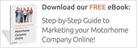 step by step guide to marketing your motorhome company online
