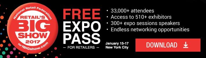 NRF BIG Show Expo Pass