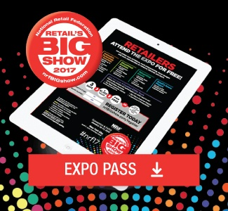 NRF BIG Show Expo Pass