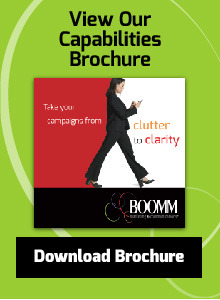 Free B-to-B Marketing Capabilities Brochure: Download Now!