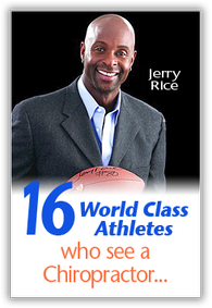 World Class Athletes Who Use Chiropractic Care