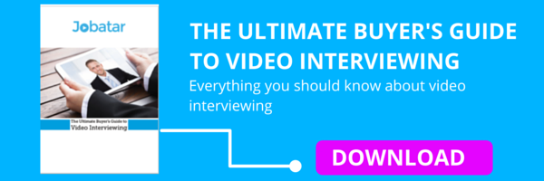 Buyer's Guide To Video Interviewing