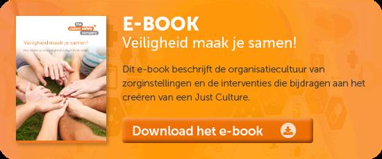 e-book Veiligheidscultuur