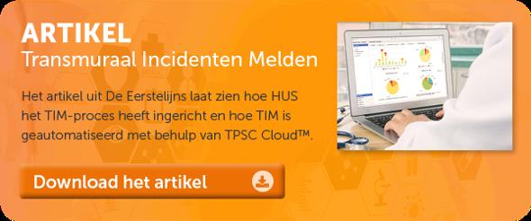 Software Transmuraal Incidenten Melden