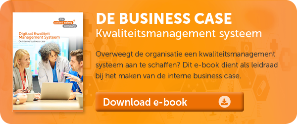Business case Kwaliteitsmanagement Systeem