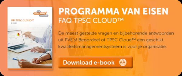 E-book over PVE voor kwaliteitsmanagementsysteem