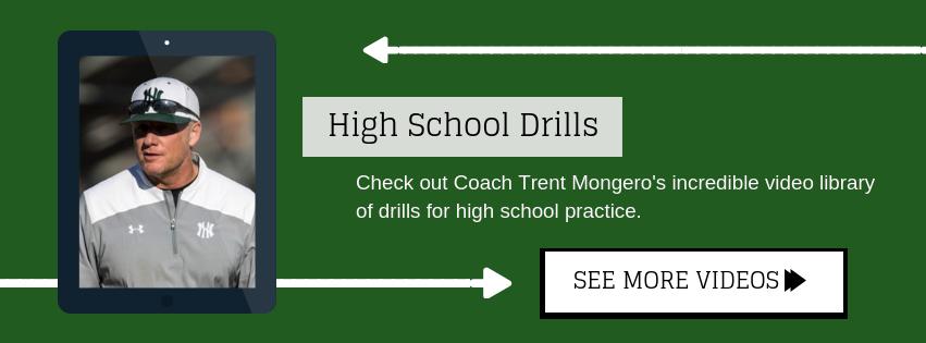 Trent Mongero Baseball Drills