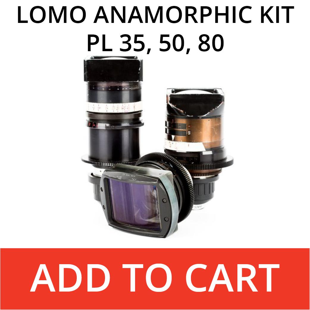 LOMO Anamorphic Kit
