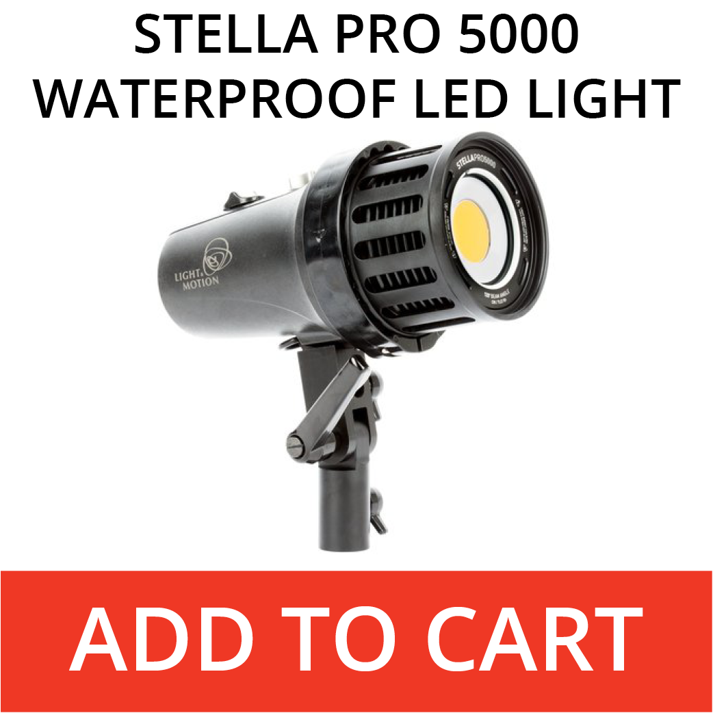 Stella Pro 5000 Waterproof LED Light