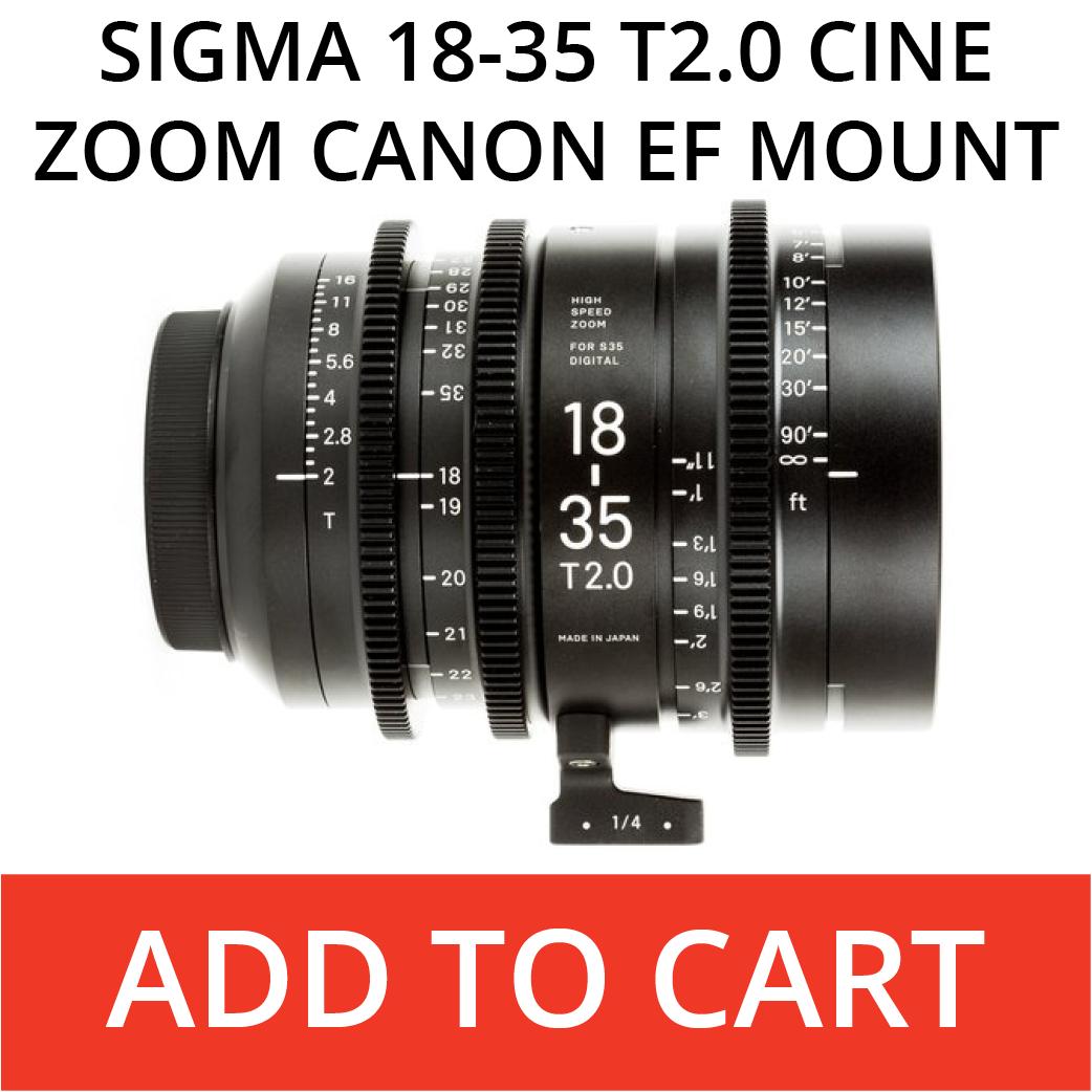 Sigma 18-35 EF Mount
