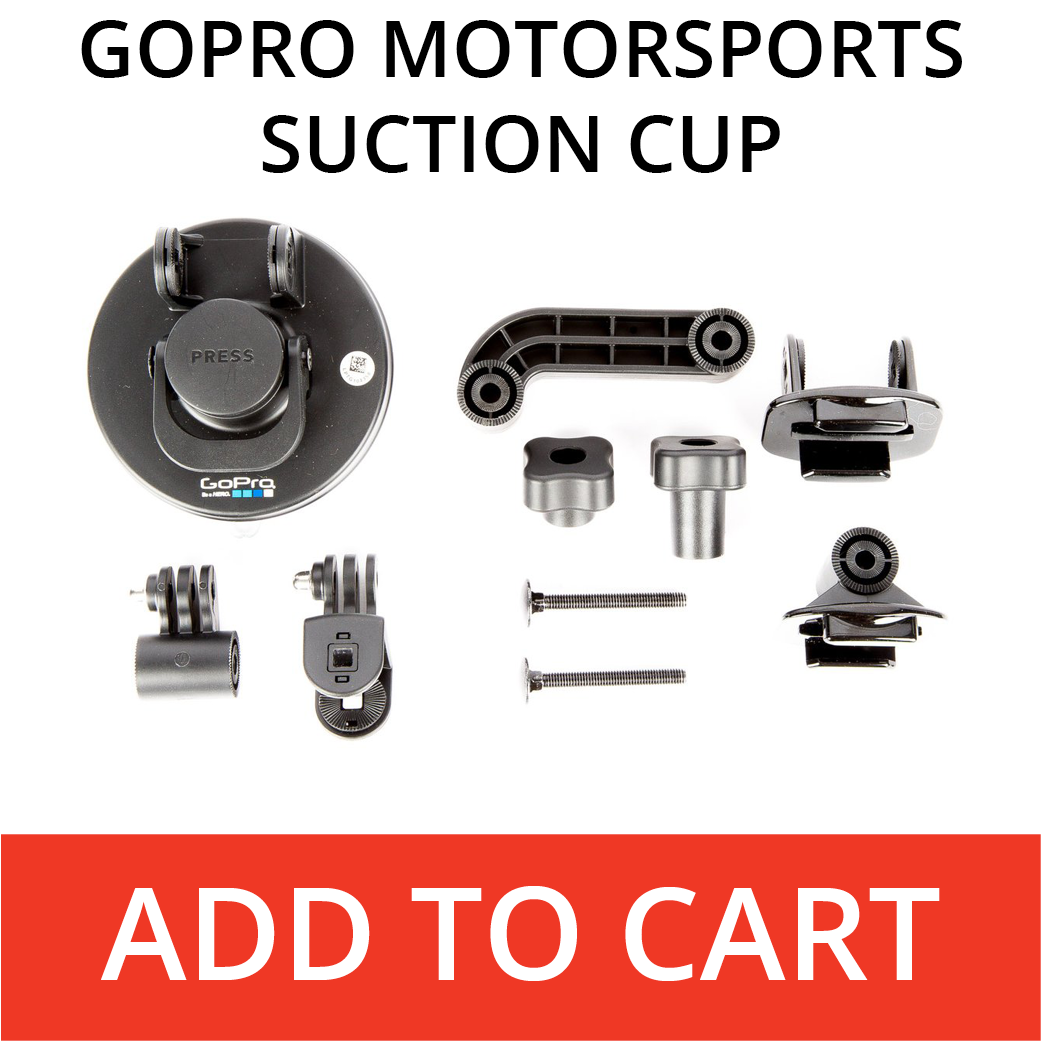 Rent A GoPro Suction Cup