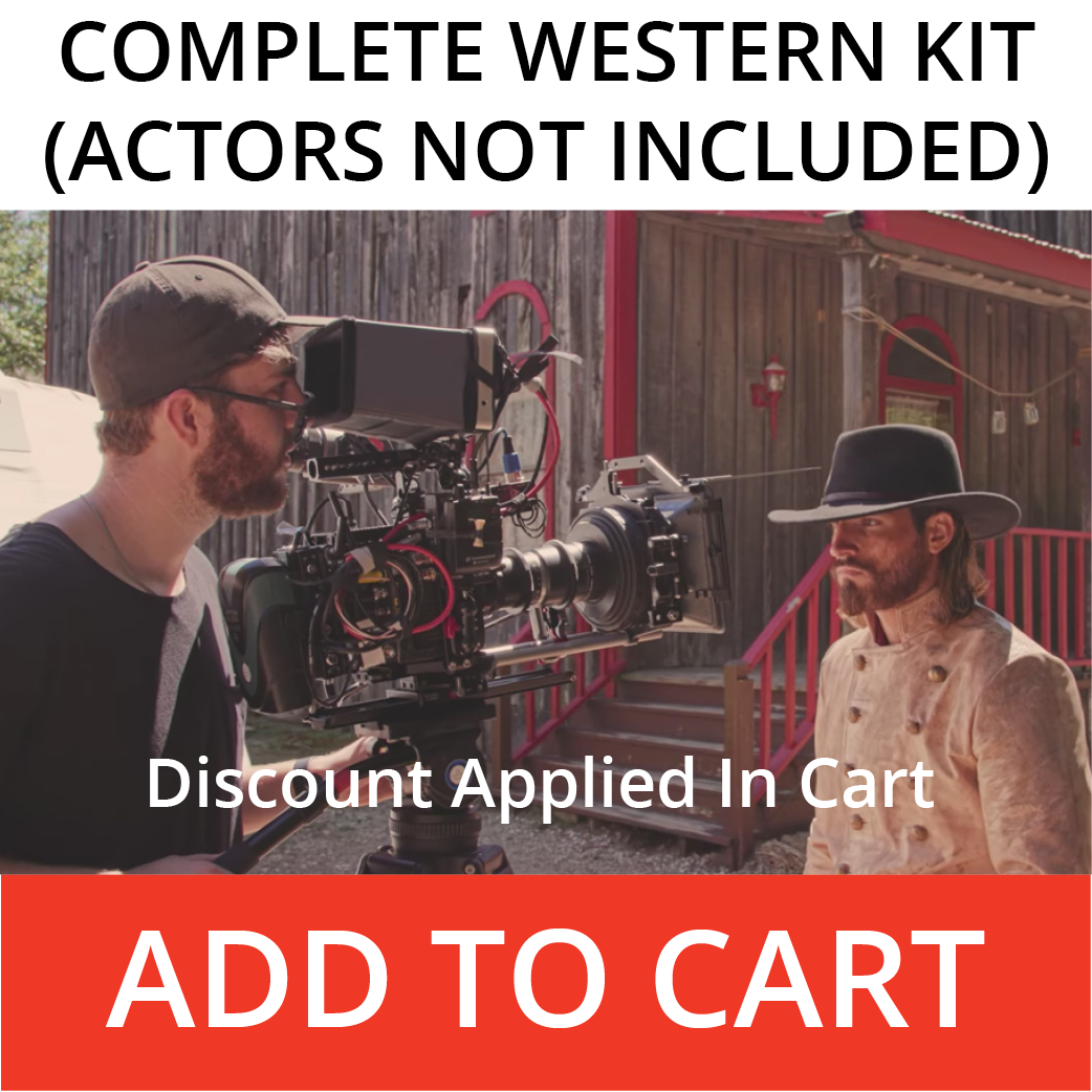 Rent the Complete Western Kit