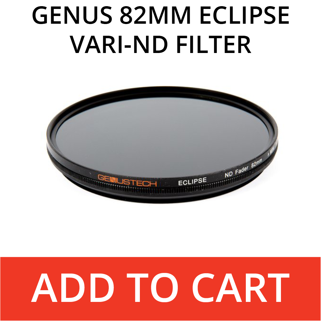 82mm Genus Vari ND Filter