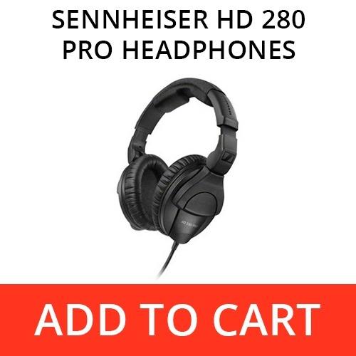 Sennheiser HD-280 Pro Headphones