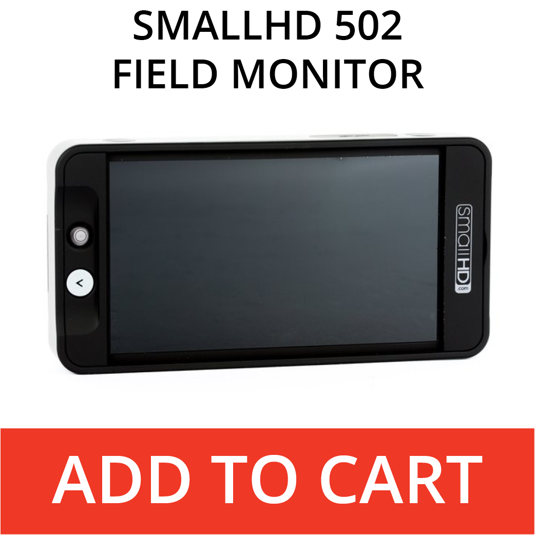 SmallHD 502 Field Monitor
