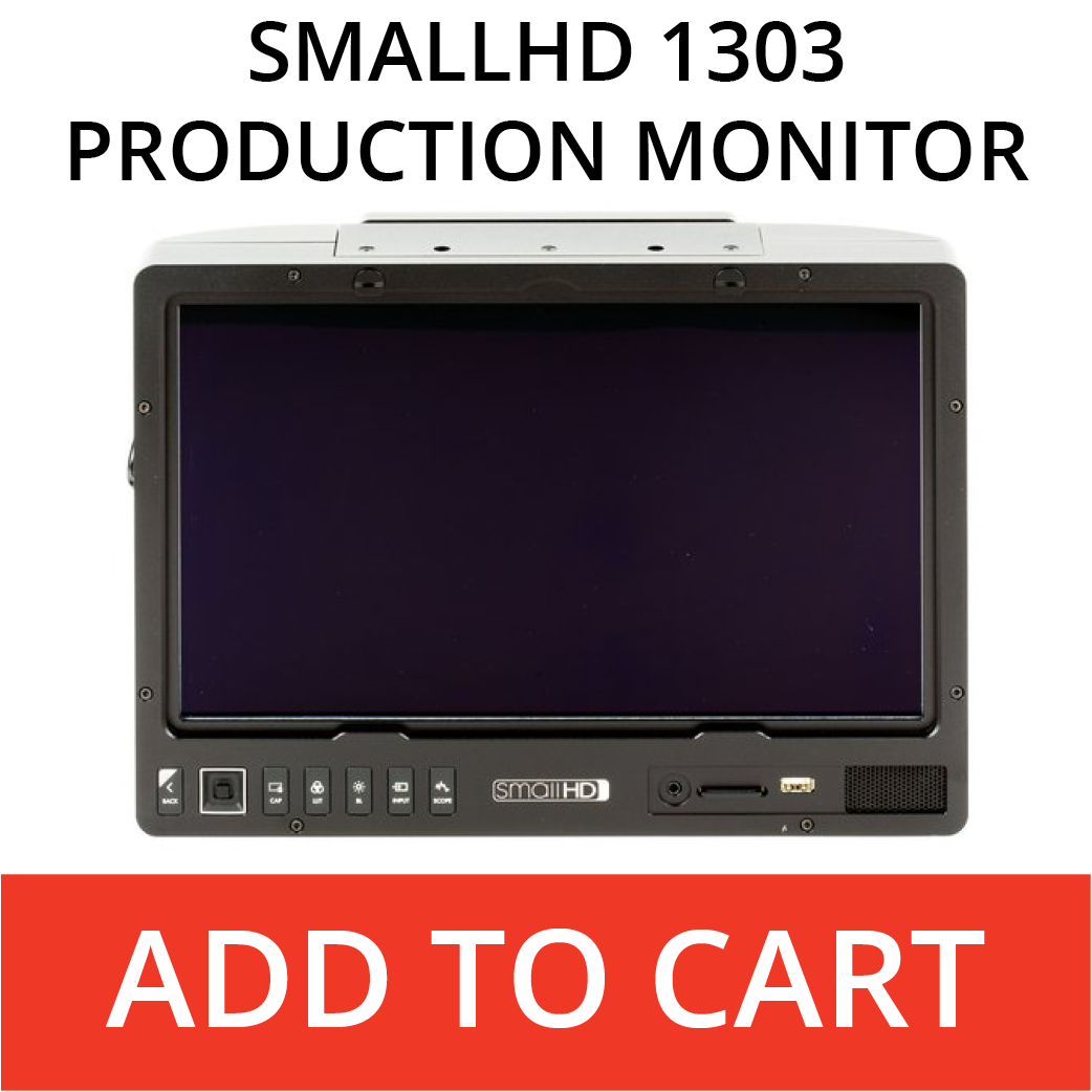 SmallHD 1303 Production Monitor