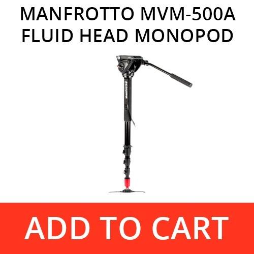 Manfrotto MVM-500A Monopod