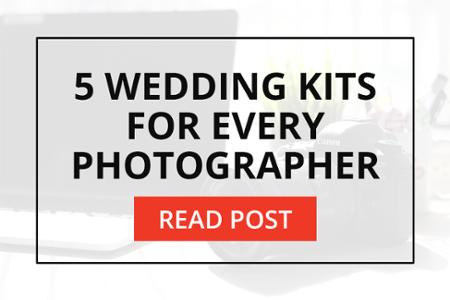 5 Wedding Photography Kits