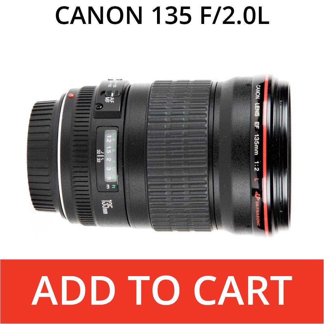 Canon 135 f/2