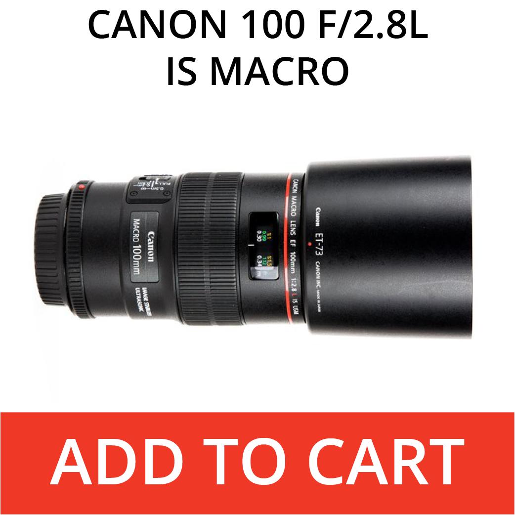 Canon 100 Macro