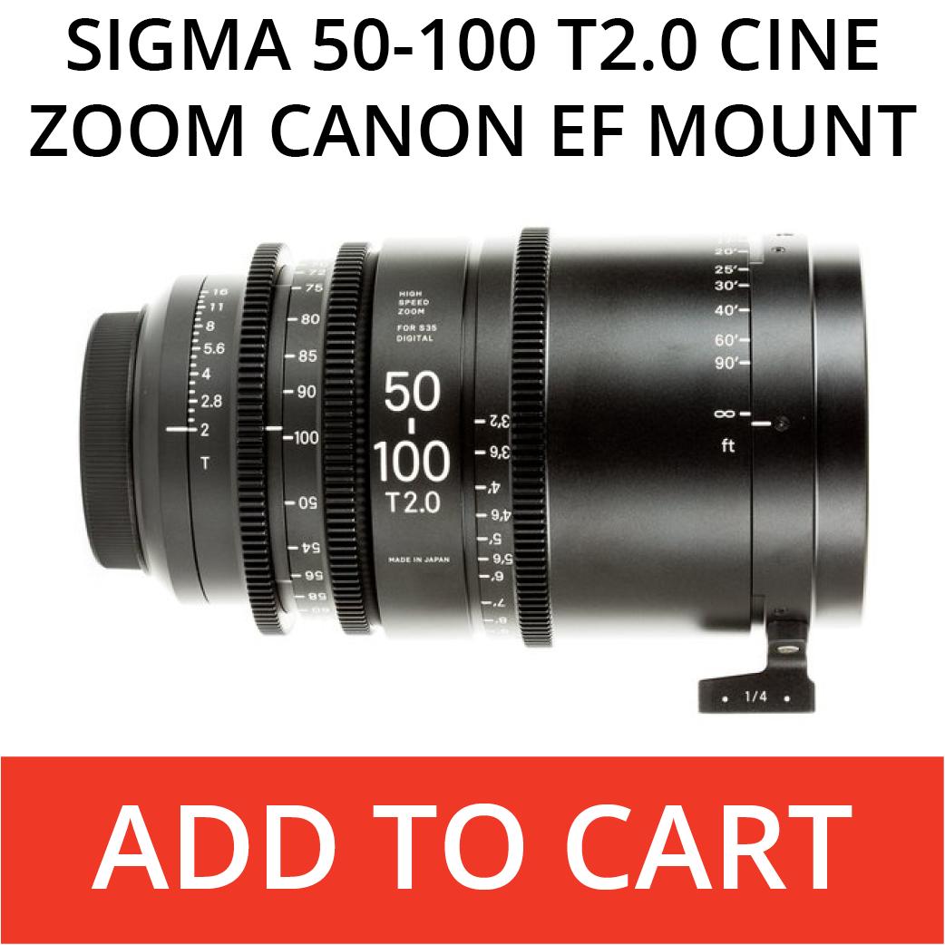 Sigma 50-100 EF Mount