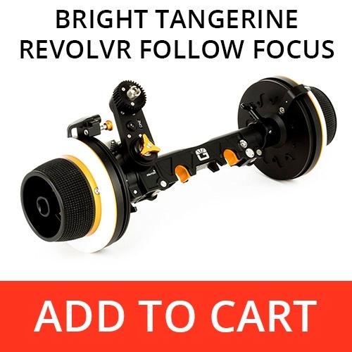 Bright Tangerine Revolvr Follow Focus