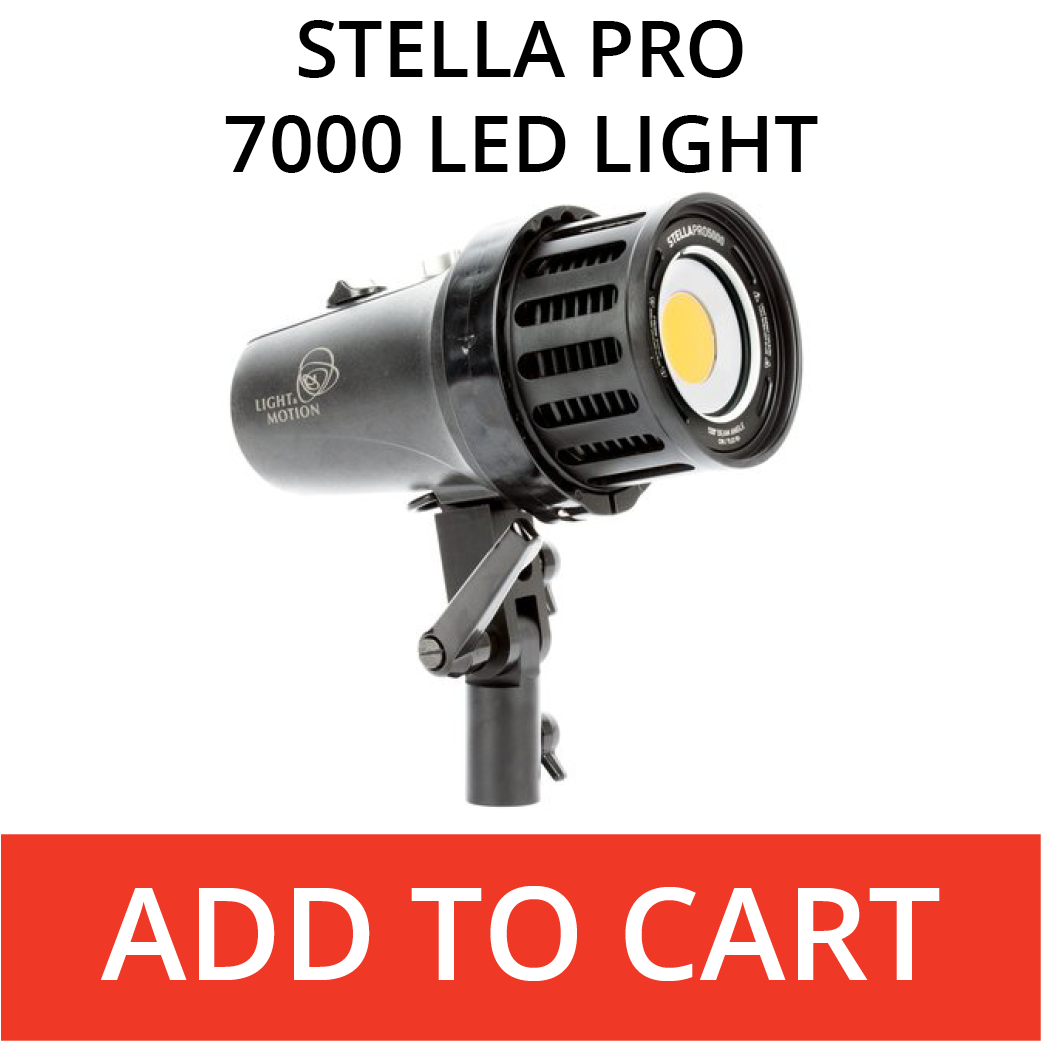 Stella Pro 7000 LED Light