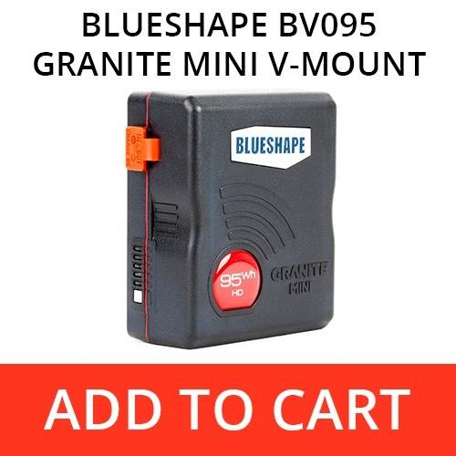 Blueshape BV095 Mini Granite V-Mount Battery