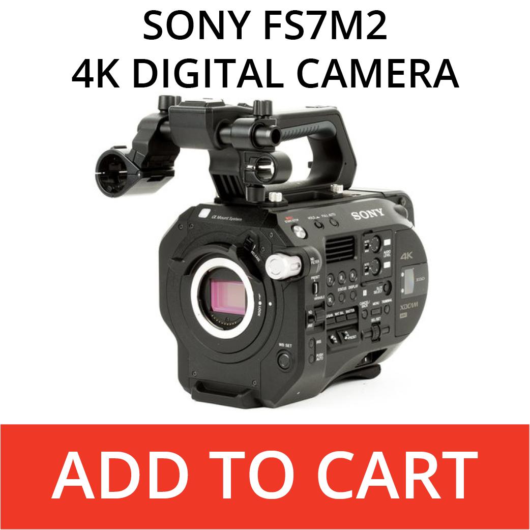 Sony FS7M2 Mark II