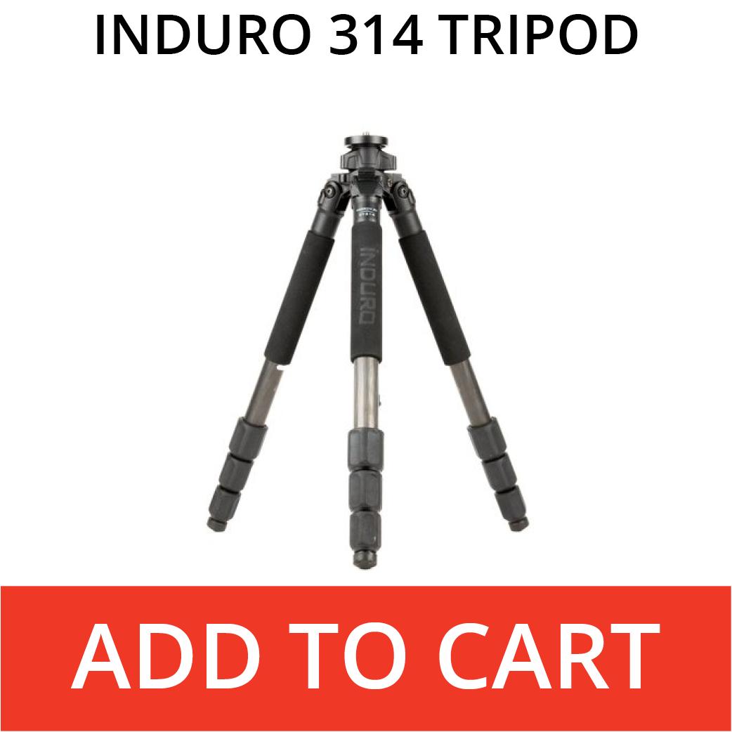 Induro 314 Tripod