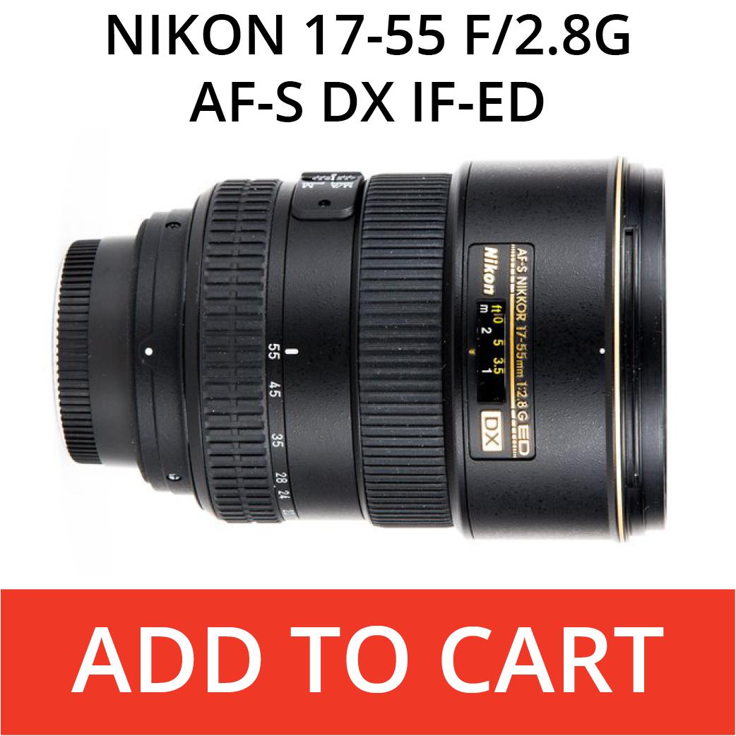 Nikon 17-55 f/2.8G
