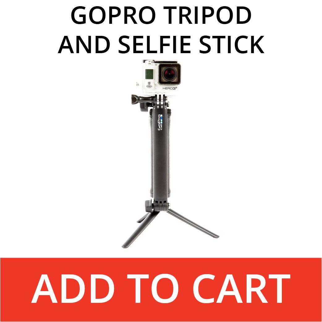 Rent A GoPro Tripod