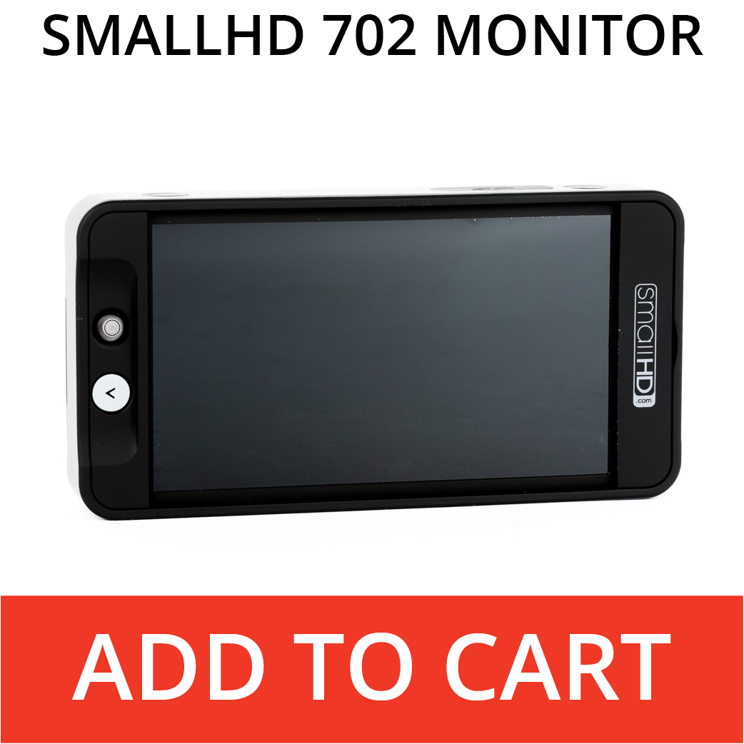 Rent the SmallHD 702 Monitor