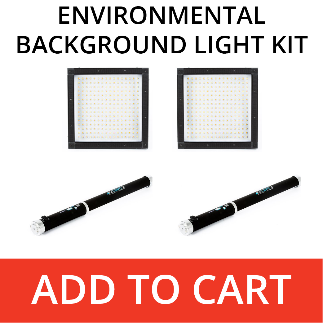 Environment background lights