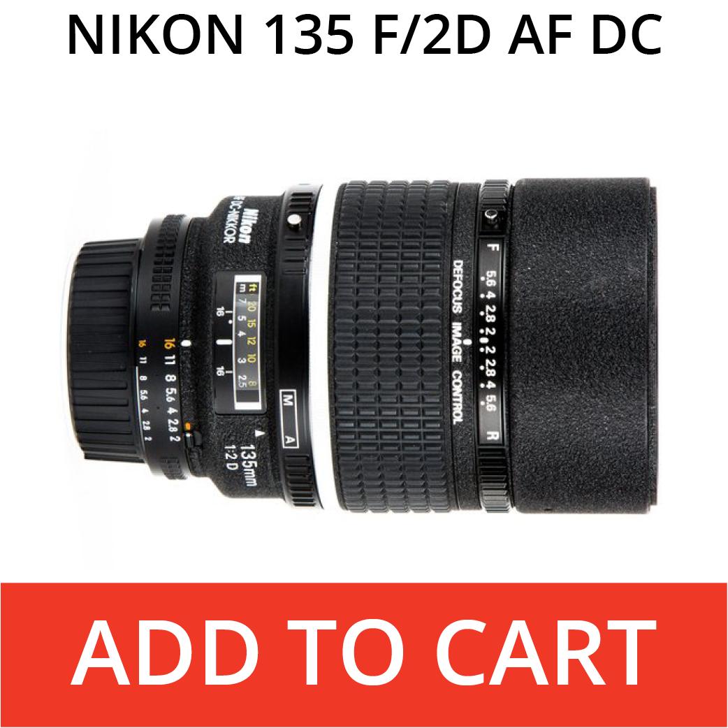 Nikon 135 f/2