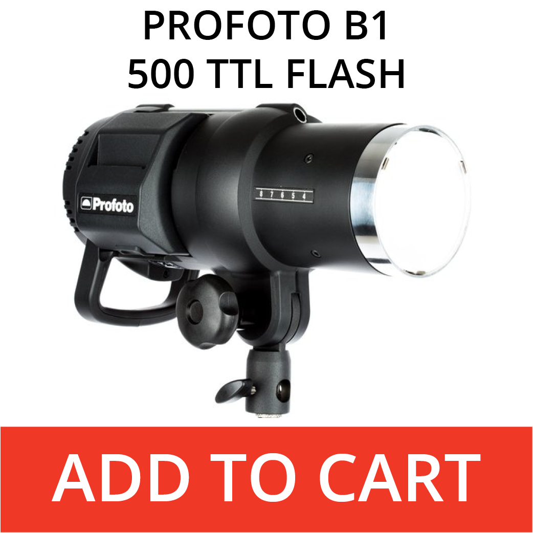 Profoto B1 500 TTL Flash