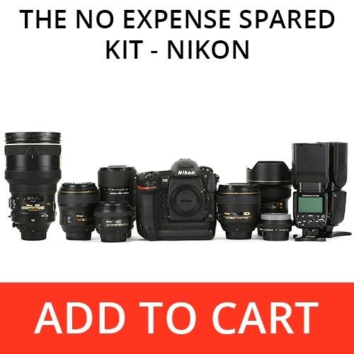 No Expense Spared Kit - Canon