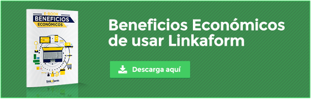 E-book Beneficios Económicos de usar Linkaform