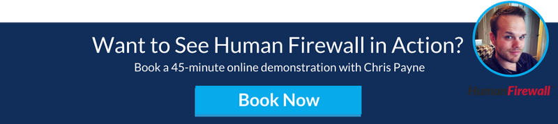 Human Firewall Phishing Simulation Demonstration