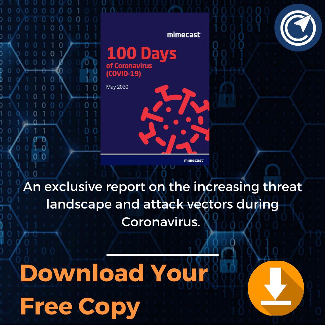 Mimecast Covi19 Report Cyber Threats