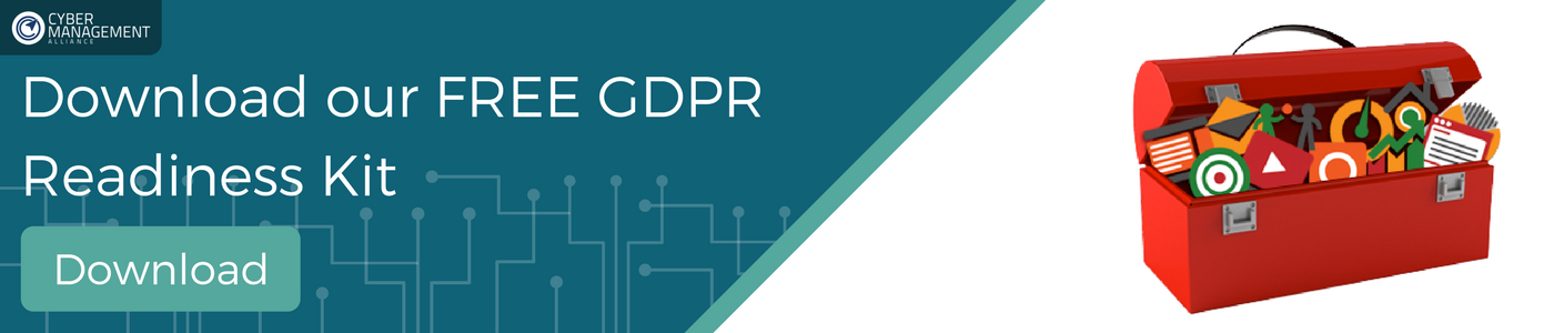 Cyber Management Alliance GDPR Readiness Kt