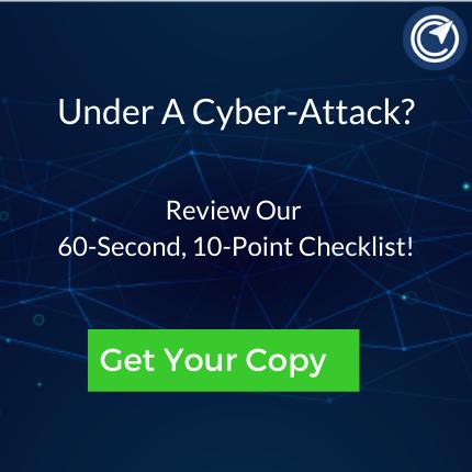 Under Cyber Attack