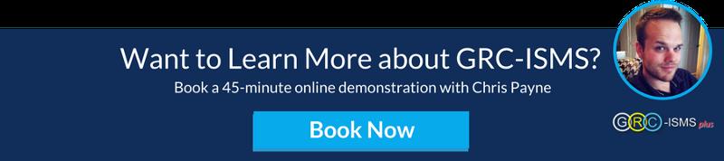 GRC-ISMS Plus Demo Booking