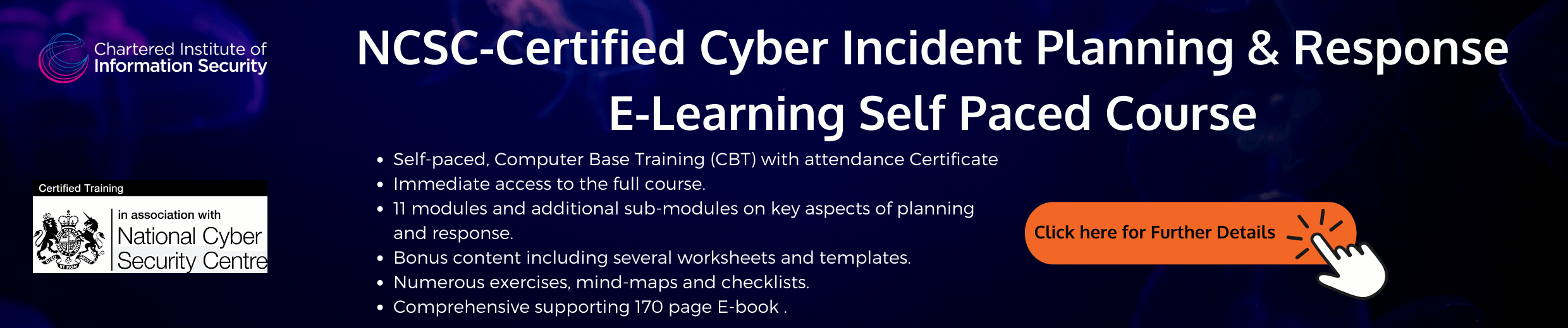 cybersecurity training course