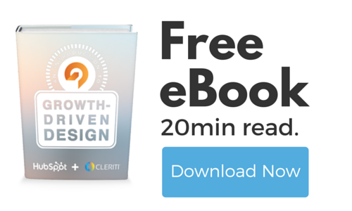 Free Growth-Driven Design eBook