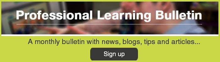Professional Learning News Bulletin