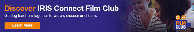 iris connect film clubs