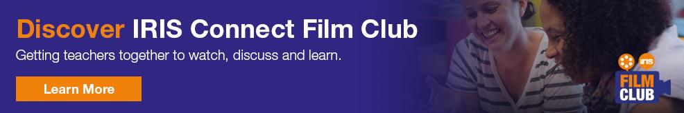 iris connect film club