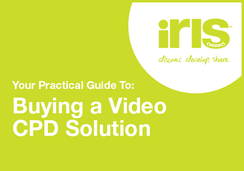 Download your practical guide to buying a video CPD solution